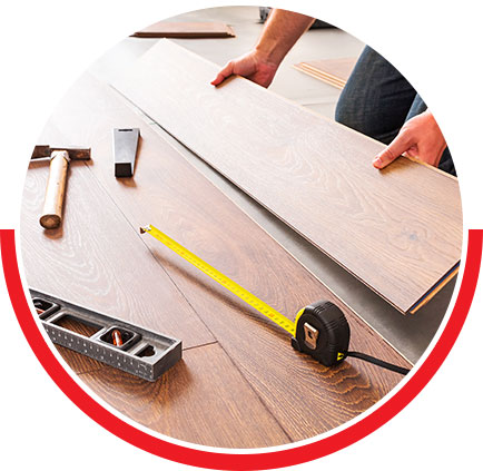 Residential Floor Refinishing & Installation Services